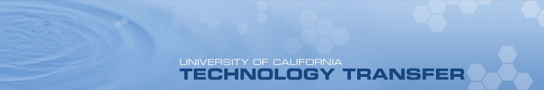 University of California Technology Transfer